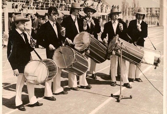 Avignon-1973-parc-des-sports-inauguration