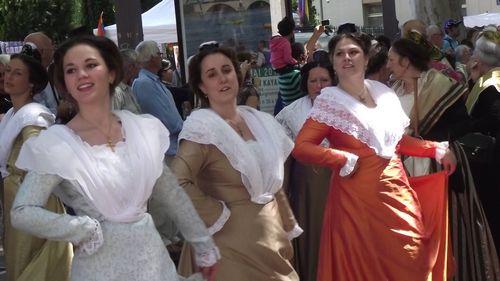 Avignon défilé des 90 ans du Ruban (2)