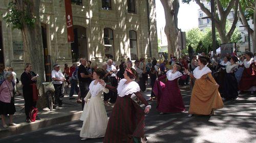 Avignon défilé des 90 ans du Ruban (4)