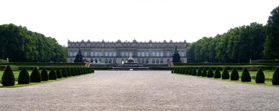 Château de Herrenchiemsee Louis II de Bavière
