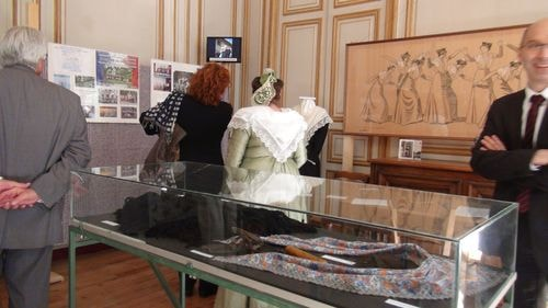 Exposition Palais du Roure 90 ans du Riban (1)