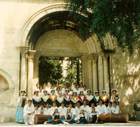 AUX  ALYSCAMPS ARLES 1992