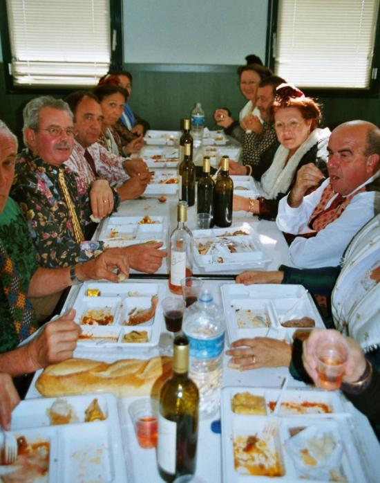 Repas avec la Nacioun