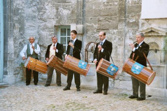LES MUSICIENS AU PALAIS DU ROURE