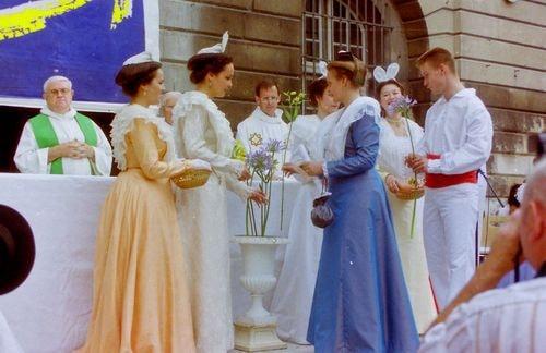 Arles fete du costume 1993 10