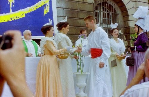 Arles fete du costume 1993 11