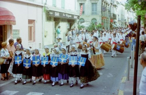 Arles fete du costume 1993 12