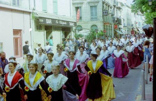 Arles fete du costume 1993 14
