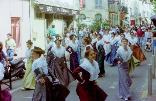 Arles fete du costume 1993 15