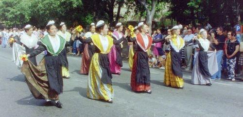 Arles fete du costume 1993 17