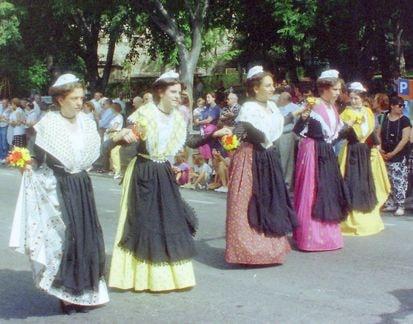 Arles fete du costume 1993 18