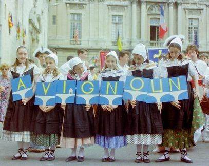 Arles fete du costume 1993 2