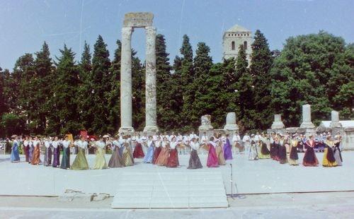Arles fete du costume 1993 21