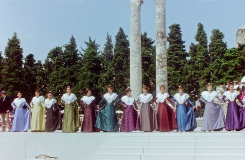 Arles fete du costume 1993 22