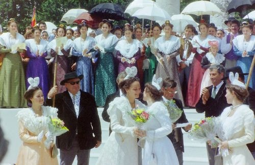 Arles fete du costume 1993 25