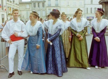 Arles fete du costume 1993 3
