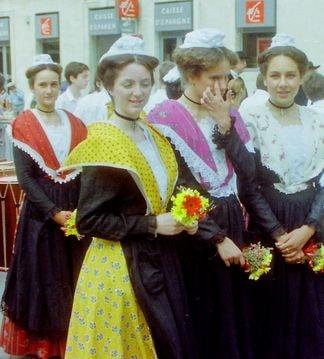 Arles fete du costume 1993 4