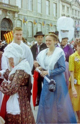 Arles fete du costume 1993 5