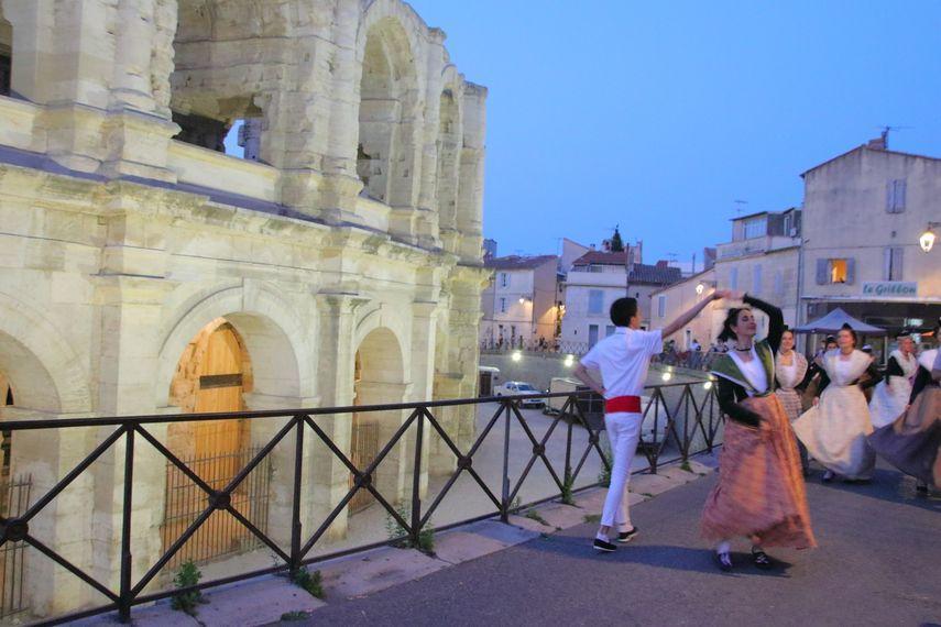 Arles la pegoulado 75
