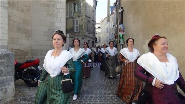 Avignon les 150 ans de la coupo santo 11