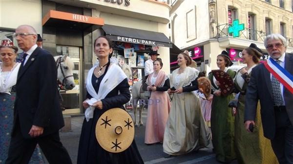 Avignon les 150 ans de la coupo santo 13