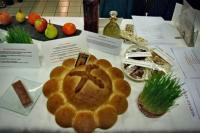 Avignon les halles exposition table des 13 desserts 7
