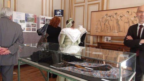 Exposition palais du roure 90 ans du riban 1