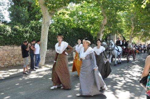 Fete des olives mouries 2012 23