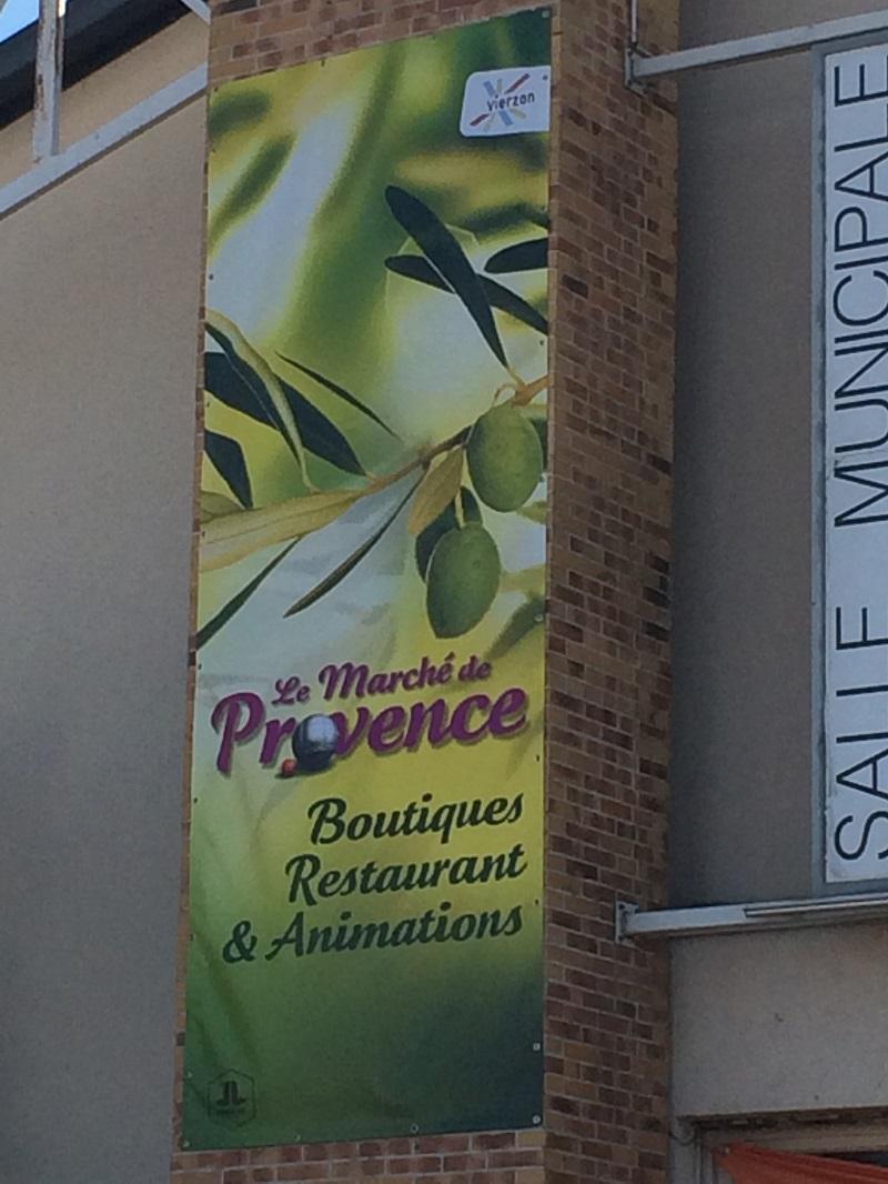 Foire de vierzon invitee la provence