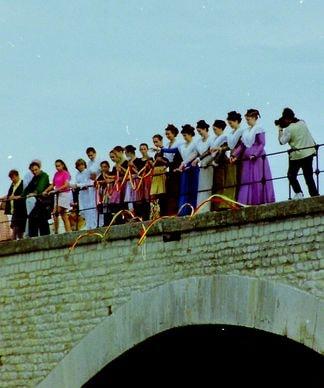 Hommage a farfantello sur le pont d avignon 9