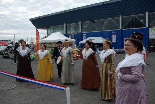 Inauguration de la foire de vierzon 2