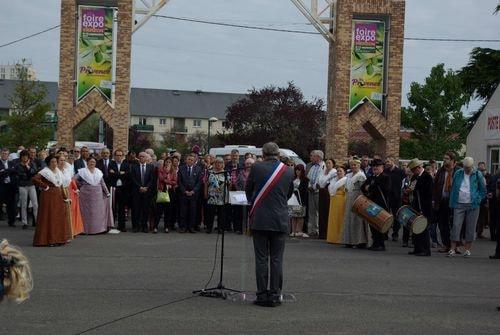 Inauguration de la foire de vierzon 7