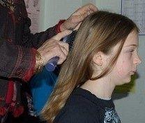 La coiffure de l arlesienne