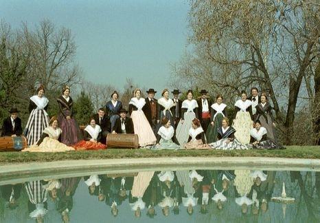 La nacioun gardiano et le ruban de provence acampado castries 2003 8