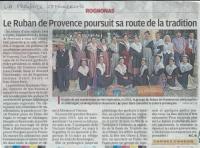 La provence rognonas 27 02 2016