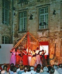 Les cordelles festival palais du roure