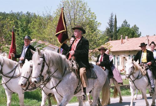 Meyrargues journee d arbaud avec la nacioun gardiano 2006 1