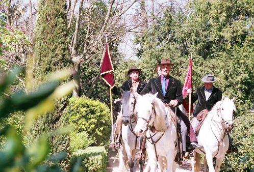 Meyrargues journee d arbaud avec la nacioun gardiano 2006 2