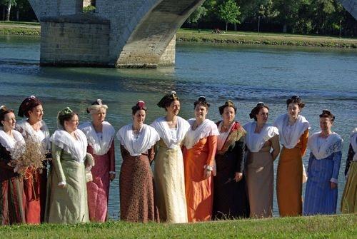 Pont d avignon hommage a farfantello 0