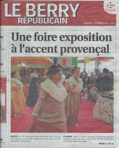 Presse vierzon 06 09 2015