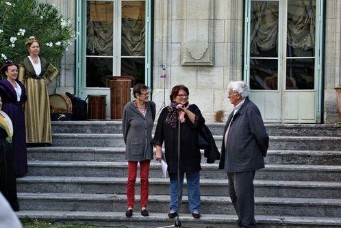 Remise du prix Léon Musée Vouland 11 10 2019 4