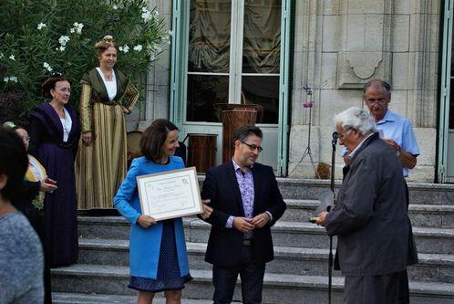 Remise du prix Léon Musée Vouland 11 10 2019 7