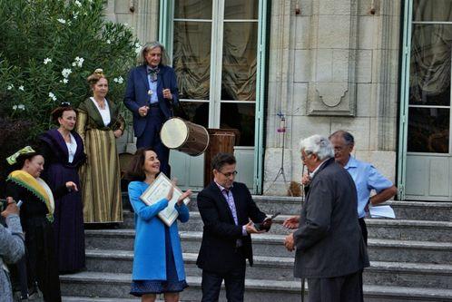 Remise du prix Léon Musée Vouland 11 10 2019 8