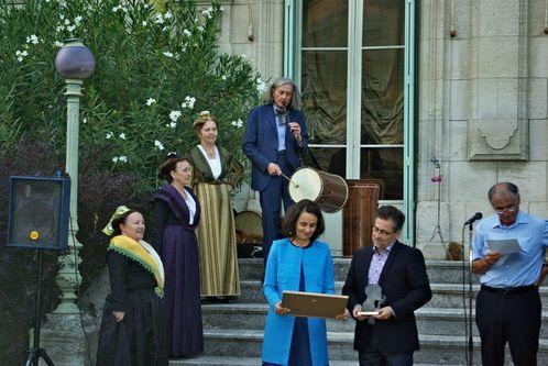 Remise du prix Léon Musée Vouland 11 10 2019 9
