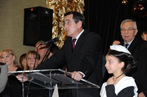 Rognonas voeux 2012 1 14