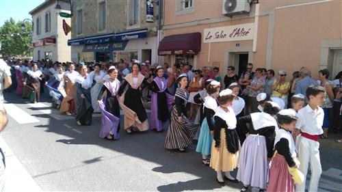 St eloi rognonas 10 07 2016 11