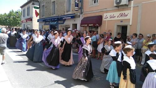 St eloi rognonas 10 07 2016 12