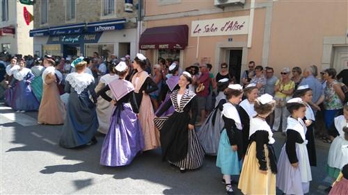 St eloi rognonas 10 07 2016 14