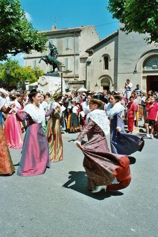 St eloi rognonas 2004 3