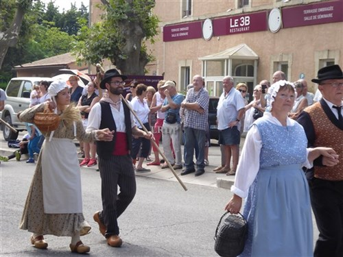 St eloi rognonas et les fardelets du forez 34